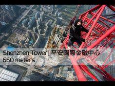 The Climbing of Shenzhen Tower