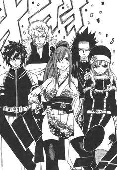 New Team Fairy Tail by ScarletAngie.deviantart.com on @deviantART