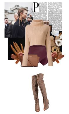 """""""Fall Footwear: Over-The-Knee Boots"""" by xo-kallio ❤ liked on Polyvore featuring Qupid, NARS Cosmetics, Charlotte Tilbury, Michael Kors, Boots, karliekloss, fallstyle and Fall2016"""