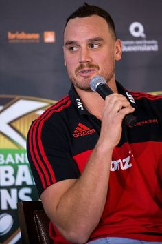 Israel Dagg Photos Photos - Crusaders player Israel Dagg speaks to the media during the Rugby 10's Launch at Spencer on Byron Hotel on August 4, 2016 in Auckland, New Zealand.  The event will mark the start of the Super Rugby season in New Zealand and Australia for at least the next four years and will feature all ten New Zealand and Australia Super Rugby clubs plus four invitational teams from France, South Africa, Japan and Samoa. The matches will be played at Suncorp Stadium in Brisbane…
