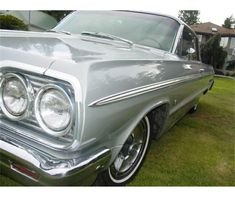 1964 Chevrolet Impala for sale in Cadillac, Michigan Chevy Diesel Trucks, 4x4 Trucks, Lifted Trucks, Ford Trucks, 1957 Chevrolet, Chevrolet Trucks, Chevrolet Impala, 1964 Impala For Sale, Ford F Series