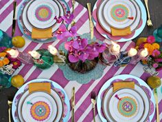 How to DIY a Bohemian Gypsy Themed Party with a Cricut Bohemian Party Decorations, Hanging Pom Poms, Used Coffee Tables, Welcome Table, Gorgeous Cakes, Glitter Vinyl, Party Signs, Party Printables, Party Themes