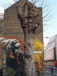 AFAR.com Place: Streets of Hoxton by Sara Lieberman