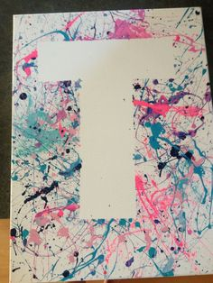 Splatter Paint Canvas for my dormitory. Blow up balloons filled with paint and throw arrows at them. - -T Splatter Paint Canvas for my dormitory. Blow up balloons filled with paint and throw arrows at them. Kids Canvas, Diy Canvas Art, Canvas Crafts, Painting Canvas, Canvas Paintings For Kids, Canvas Canvas, Acrylic Canvas, Splatter Paint Canvas, Splatter Art