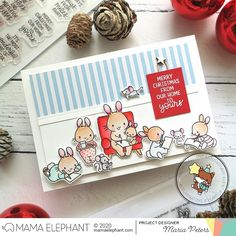 mama elephant | design blog: STAMP HIGHLIGHT: Sincerely Yours