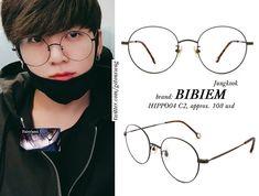 JUNGKOOK #BTS 180413 airport  #JUNGKOOK #정국 #방탄소년단  BIBIEM - HIPPO 04 C2 glasses pic.twitter.com/p02k5Y25EK Glasses Frames Trendy, Cool Glasses, Colar Do Bts, Jungkook Glasses, Bts Bracelet, Bts Makeup, Bts Clothing, Mode Kpop, Bts Inspired Outfits