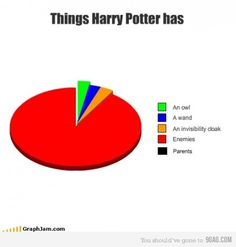 Things Harry Potter Has