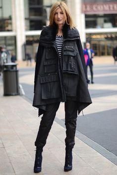 Sarah Rutson Street Style #Fashion