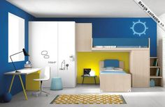 Battistella NIDI slaapkamer