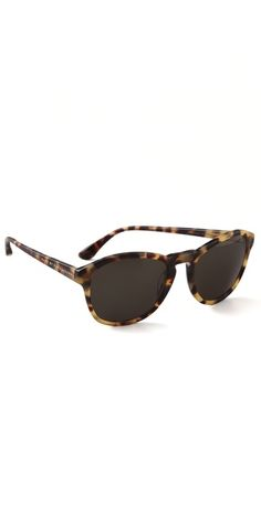 round sunglasses / marc by marc jacobs