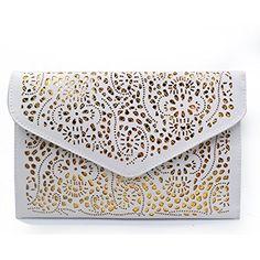 LA HAUTE , Pochette pour femme, blanc (Blanc) - LHTE-178 ... https://www.amazon.fr/dp/B015F8591Q/ref=cm_sw_r_pi_dp_U_x_S7lEAbYSH82PA