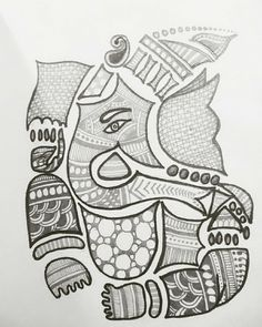 #doodleart #lordganesha #11
