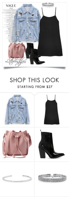 """Untitled #312"" by breonica ❤ liked on Polyvore featuring Reformation, Sonia Rykiel, Jennifer Fisher and Bling Jewelry"