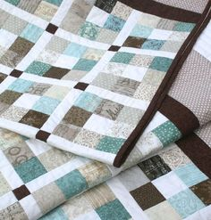 purple & gray quilt pattern - Google Search