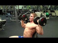 How to do Dumbbell Shoulder press