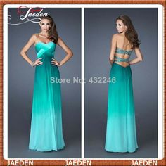 Free Shipping Fashion Design Colorful Crisscross Sexy Open Back Beads Floor Length Evening Dresses Party Gowns 2014 $76.80
