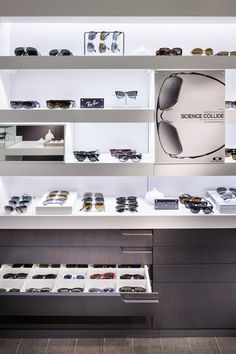 Ilori, A. - Association for Retail Environments Optic Shop, Optometry Office, Eyeglass Stores, Eyewear Shop, Glasses Shop, Internal Design, Clinic Design, Showroom Design, Shops
