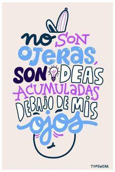 Ojeras #ideas
