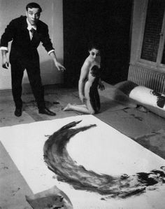 The Void, 1958 by Yves Klein