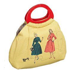 Hemingway Design vintage-style sewing bags at John Lewis
