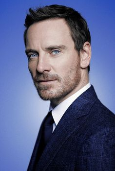 Michael Fassbender - the inspiration behind the character of Lukas Drake in 'Breathe Into Me'.