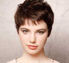 Kurze Haarschnitte für Runde Gesichter, die Sie Sehen Müssen //  #für #Gesichter #Haarschnitte #Kurze #Müssen #Runde #Sehen