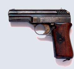 Mauser-Nickl 9mm parabellum (1916)