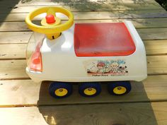 Image detail for -Vintage 1970s Fisher Price ATV Explorer 980 by FerryTaleTreasures