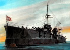 Russian battleship during the Russo-Japanese War