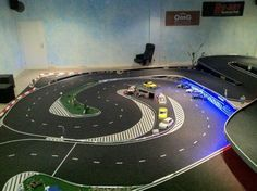Drift Strecke - Track