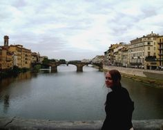 Views of the river Arno