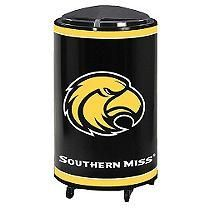 Southern Miss Golden Eagles Patio Cooler