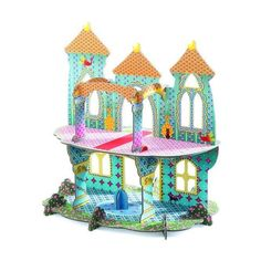 Fairytale Castle - Pop Up & Play – Little Citizens Boutique