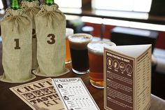 #ideecadeau #biere : kit dégustation aveugle  19.90€ 🍺 Expédié en 24h / Dispo ici ➡ http://ow.ly/ZJdk3093wPu #apero