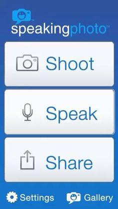 #speakingphoto
