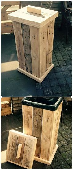 I have made the list of DIY #palletprojects that are easy to make.  All of them are incredible and perfect for genius pallet crafters.