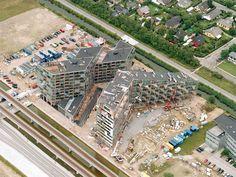 VM Houses, Ørestad, Copenhagen, Denmark.