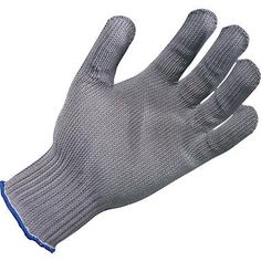 Rapala Fillet Glove: Designed with stainless steel would be handy at the prep station.