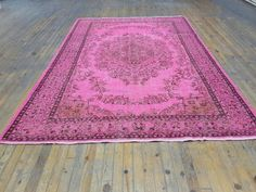 Hey, I found this really awesome Etsy listing at https://www.etsy.com/listing/221201943/62x10-ft-188x306-cm-overdyed-rug-vintage