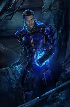 Mass Effect - Kaidan