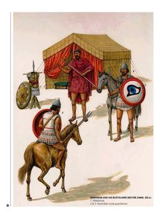 The Numidians 300 BC–AD 300 MEN-AT-ARMS Ancient Rome, Ancient Greece, Punic Wars, Osprey Publishing, Royal Guard, Historical Pictures, African History, North Africa, Warfare