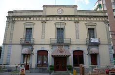 Casino del Centre de l'Hospitalet, Hospitalet de Llobregat  http://www.casinodelcentre.org/index.php/ca/