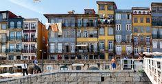 Passeio e caminhada original pelo Porto #viagem #lisboa #portugal