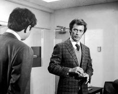 Inspector Harry Callahan (Clint Eastwood) - Dirty Harry (1971)