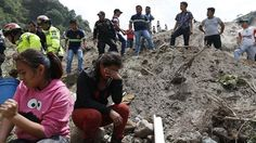 At least 26 dead in Guatemala mudslide, many reported missing  http://fxn.ws/1O9Zclm