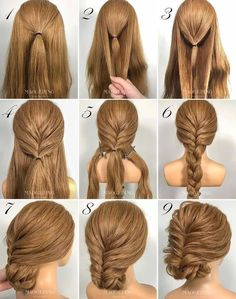 hairstyle and Chongo below. Night hairstyle: for weddings, xv years or events Braid hairstyle and Chongo below. Night hairstyle: for weddings, xv years or events . Braid hairstyle and Chongo below. Night hairstyle: for weddings, xv years or events . Night Hairstyles, Pigtail Hairstyles, Evening Hairstyles, Easy Formal Hairstyles, Easy Updos For Medium Hair, Step By Step Hairstyles, Quick Easy Hairstyles, Easy Wedding Hairstyles, Thick Hair Updo