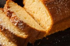 """Sandkuchen is a classic German coffee cake. It is called Sandkuchen (literally """"sand cake"""") because of its color that reminds of sand. This cake is very easy to Sand Cake, Cookbook Recipes, Baking Recipes, German Coffee Cake, Bizcocho Pound Cake, Yogurt Bread, Best Pancake Recipe, Austrian Recipes, German Recipes"""