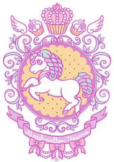 Amarillo galleta unicornio rosa  azul  cup cake cinta