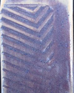 Recipe Name: Lana Purple nr. 2  Cone: 6 Color:   Firing: Oxidation Surface: Semimatte  Amount Ingredient  27.2 Feldspar--Custer  8.2 Frit--Ferro 3134  31.8 Silica  2 Bentonite  11.7 Whiting  14 Nepheline Syenite  3.5 Lithium Carbonate  1.6 Magnesium Carbonate  100 Total