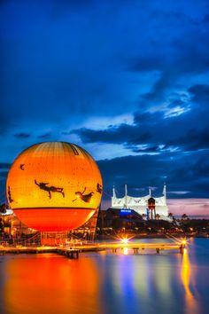 Downtown Disney, Orlando, Florida